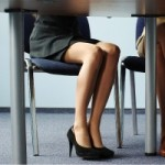 Femininity spells success in the workplace