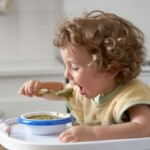 How to incorporate healthy eating with growing children