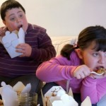 Child Calorie Consumption Rockets When Eating Out