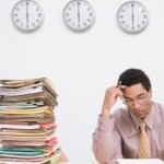 What is the relationship cost of working late?