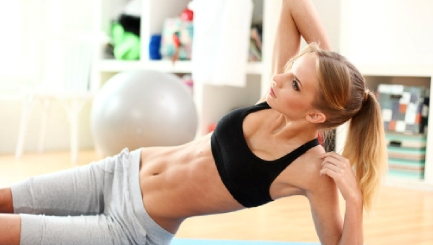 Exercise without equipment part seven