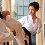 How To Lose Weight With Taekwondo