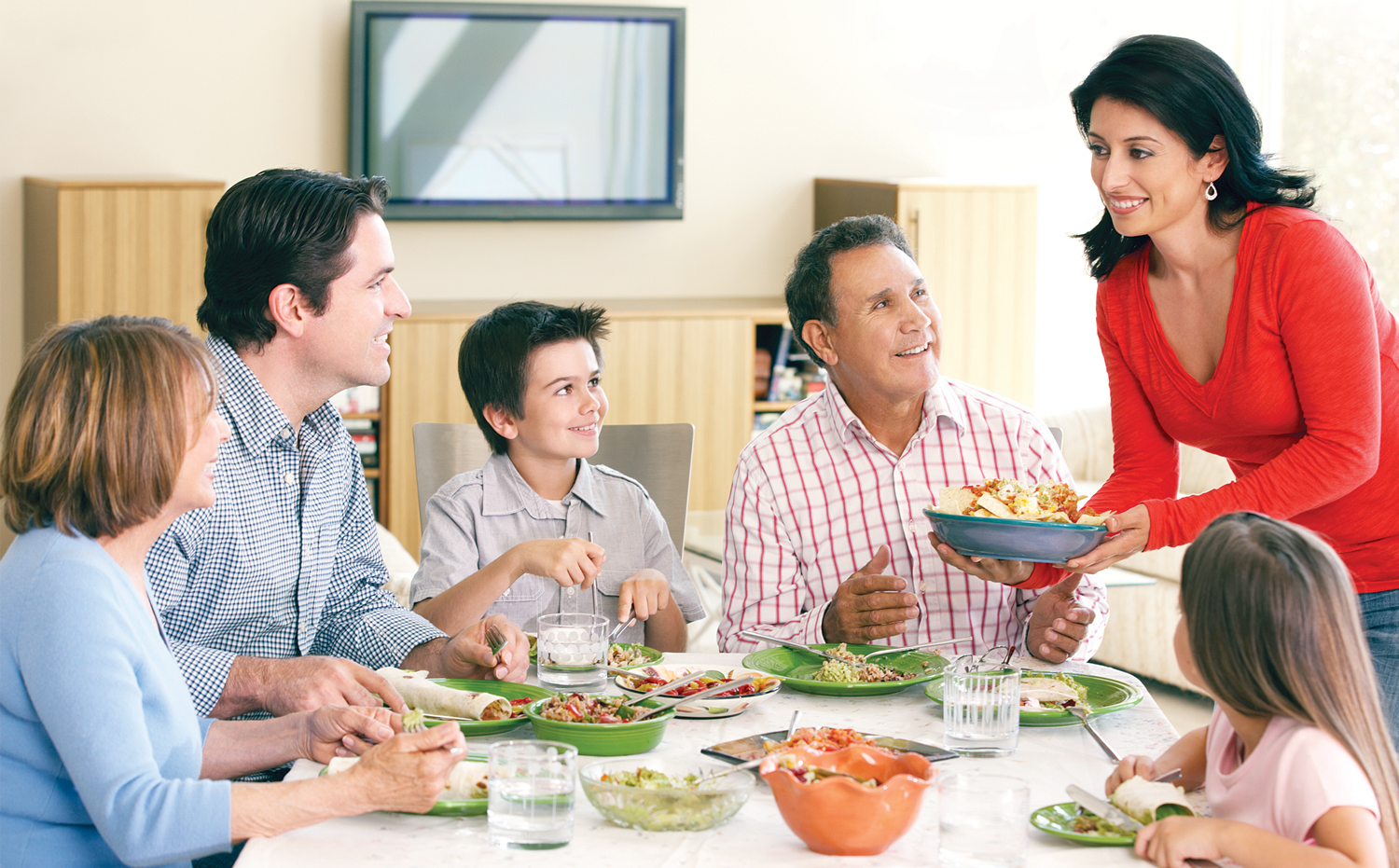 Diabetes In The Family: Choose A New Way Of Eating
